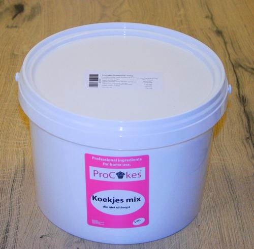 ProCakes Koekjesmix 3 kg