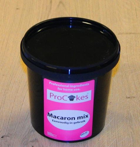 ProCakes Macaron Mix 800g